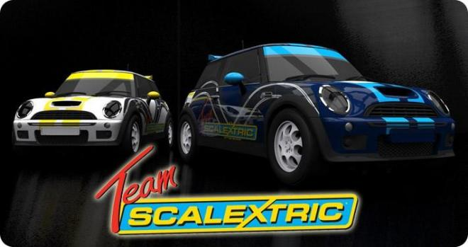 TEAM SCALEXTRIC