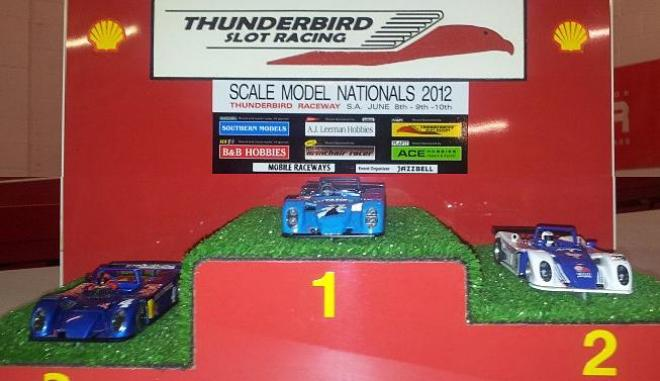 Thunderbird slot adelaide