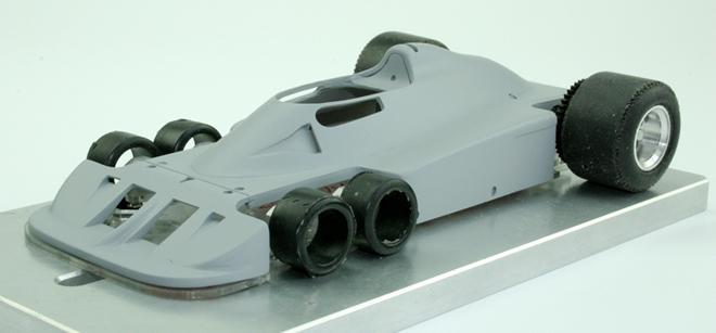 Tyrrell p34 slot car