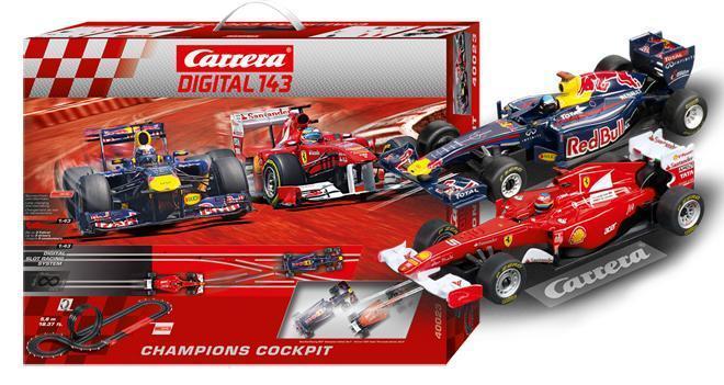 CHAMPIONS COCKPIT CARRERA D143