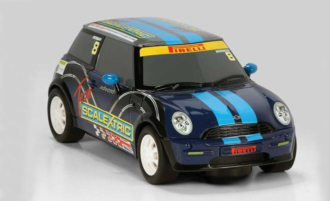 BMW MINI COOPER A NORMAN SCALEXTRIC