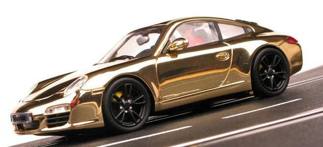Porsche 911 Gold Carrera Of America