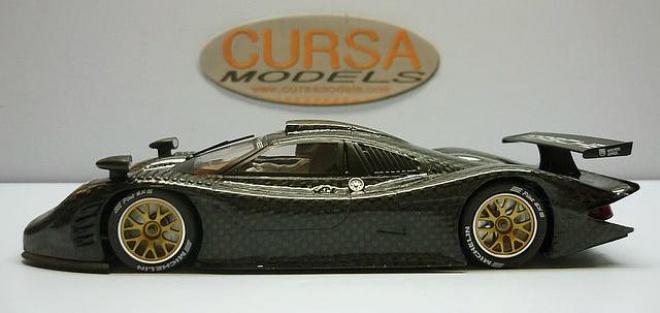 PORSCHE 911 GT1 CURSA MODELS