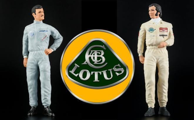 LOTUS FIGURES FIGURENMANUFAKTUR