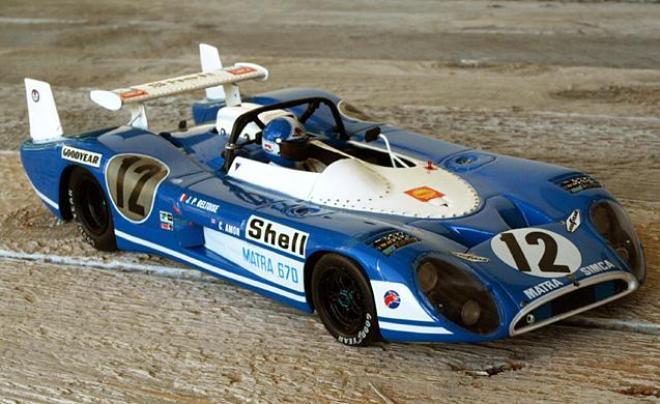 Le Mans Miniatures Matra 118