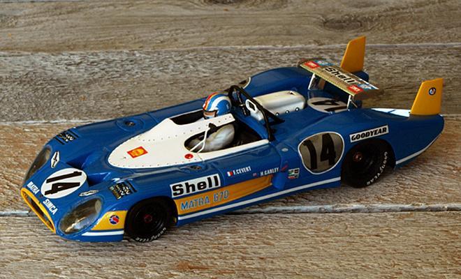 Le Mans Miniatures Matra 18