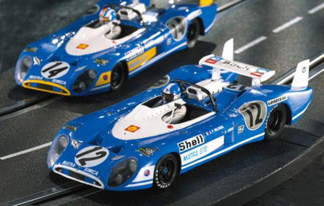 Le Mans Miniatures Matra 76