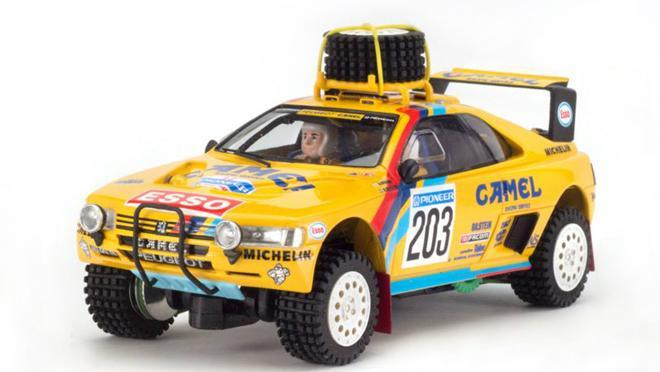 Peugeot 405 T16 Dakar   Msc