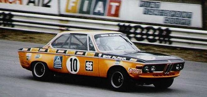 BMW 3.0 CS BMW 2.8 CS SRC