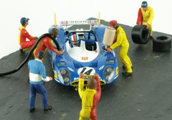 Le Mans Miniatures Matra 22
