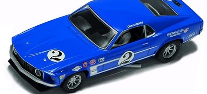 FORD SHELBY MUSTANG BOSS 302 GURNEY
