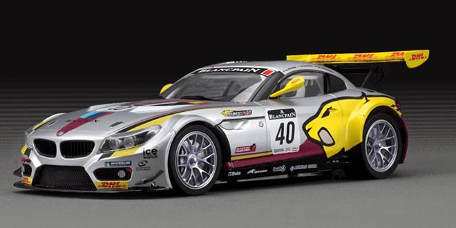 Bmw Z4 Gt3 Vds Racing Silverstone Winner Scaleauto