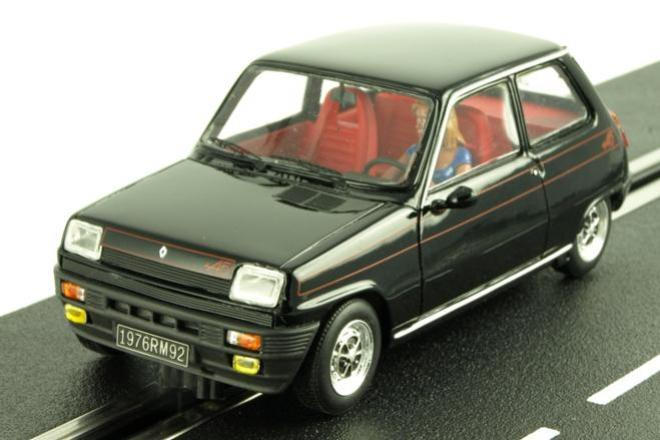 renault 5 alpine a5 gts series by le mans miniatures. Black Bedroom Furniture Sets. Home Design Ideas