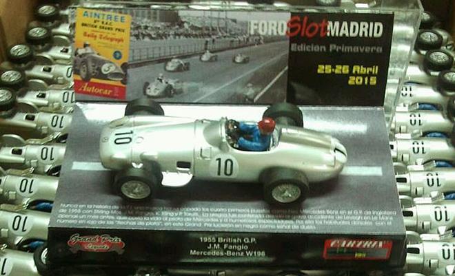 Mercedes w196 fangio cartrix gpl special edition foro - Foro wurth espana ...