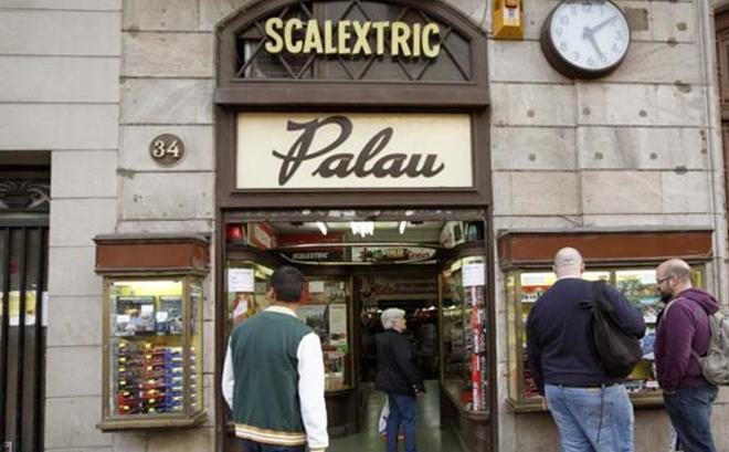 PALAU SHOP / 80 years later