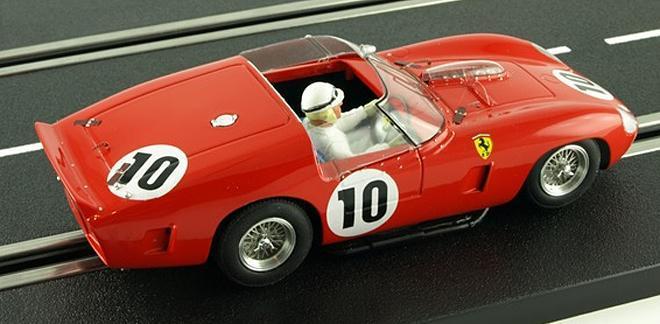 FERRARI 250 TR61 Le Mans winner / LE MANS MINIATURES