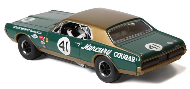 Titus Will Ford >> MERCURY COUGAR XR7 A.Moffat / SCALEXTRIC