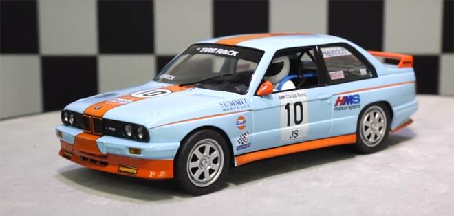 bmw m3 e30 vintage racing flyslot cars. Black Bedroom Furniture Sets. Home Design Ideas