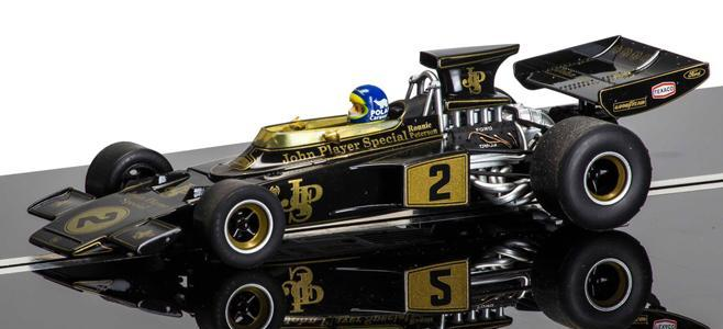 lotus 72e john player special scalextric. Black Bedroom Furniture Sets. Home Design Ideas