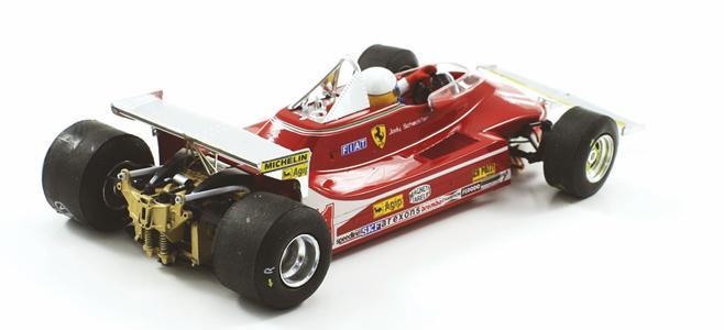 Ferrari 312 T4 J Scheckter Slot Racing Company