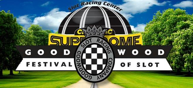 GOODWOOD FESTIVAL OF SLOT