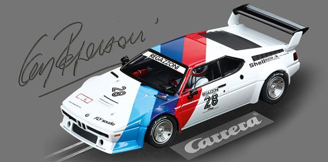 bmw m1 procar regazzoni carrera. Black Bedroom Furniture Sets. Home Design Ideas