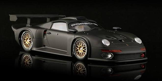 team porsche 911 gt1 brm modelscars. Black Bedroom Furniture Sets. Home Design Ideas