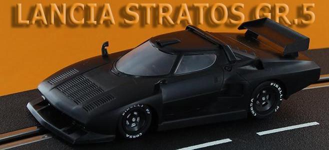 SIDEWAYS LANCIA STRATOS GR.5