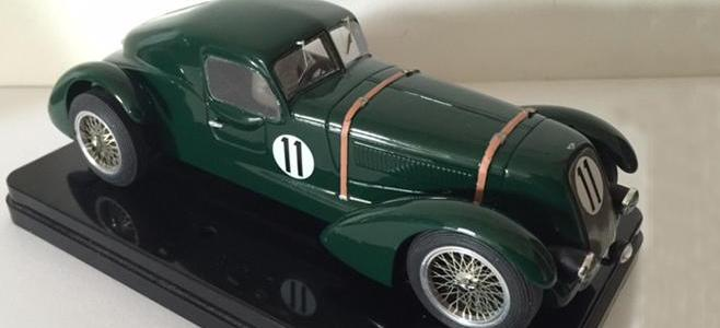 BENTLEY LE MANS 1950 MMK