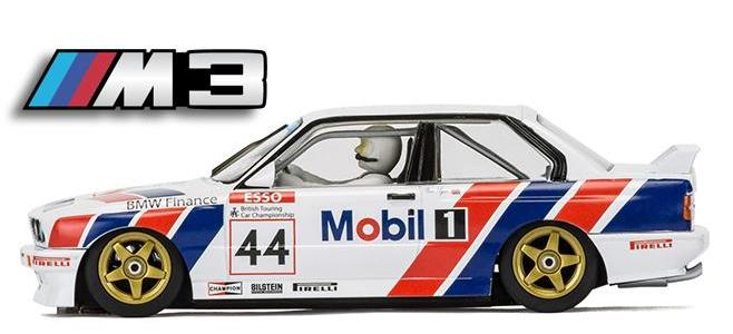 BMW E30 M3 SOPER BTCC SCALEXTRIC