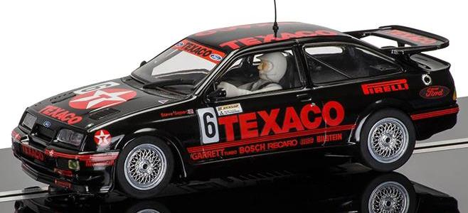 FORD SIERRA TRS500 TEXACO BTCC SCALEXTRIC