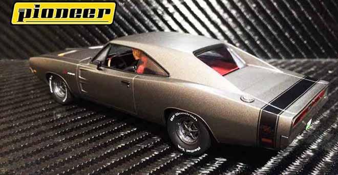Dodge Charger Stealth Pioneer