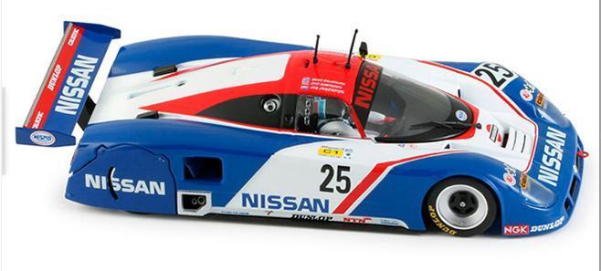 NISSAN R89C LM 89 25 SLOTIT