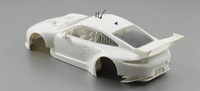 PORSCHE 991 GT3 KIT 1:24 SCALEAUTO