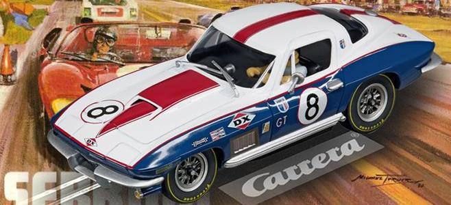 STING RAY C2 SEBRING 1967 DON YENKO CARRERA USA