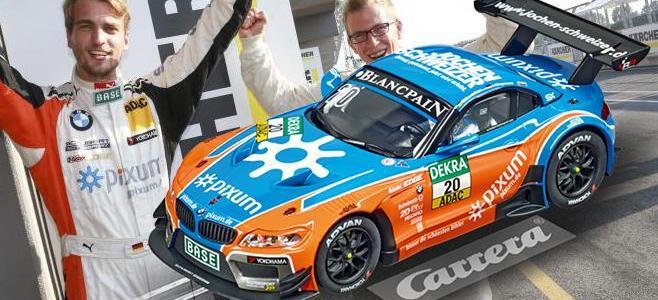 BMW Z4 GT3 PIXUM CARRERA