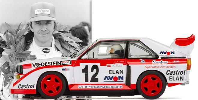 audi sport quattro s1 e2 rally cross scalextric. Black Bedroom Furniture Sets. Home Design Ideas