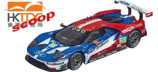 CARRERA FORD GT RACE PREVIEW SCOOP