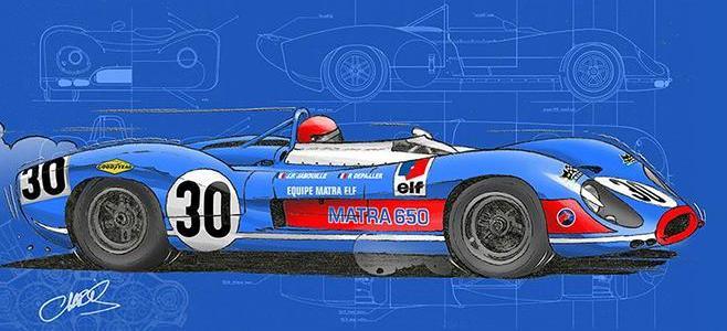 MATRA MS650 PSK