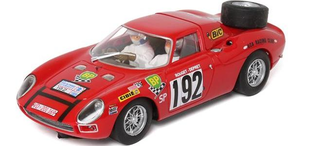 FERRARI 250 LM TOUR FRANCE FLY SLOT