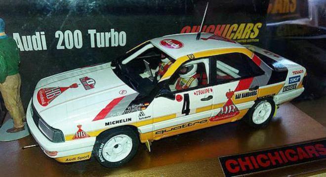 Audi 200 Turbo : audi 200 turbo quattro chichicars ~ Nature-et-papiers.com Idées de Décoration
