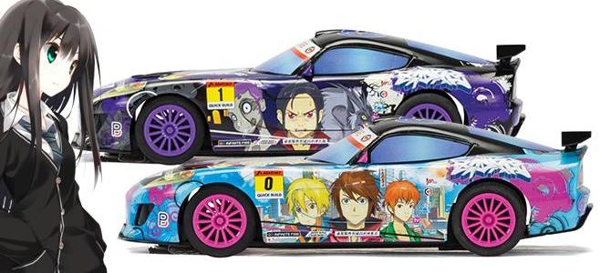 ANIME GT SCALEXTRIC