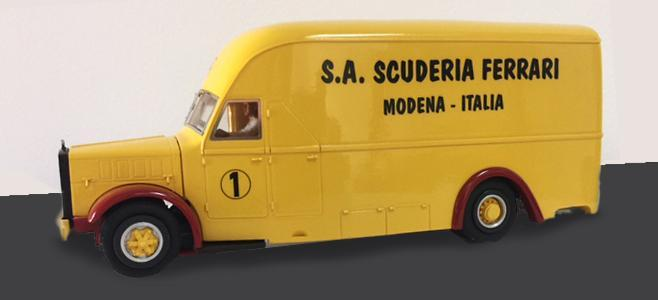 ALFA ROMEO 500 TRANSPORTER MMK