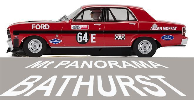 Ford Falcon XW GT-HO Phase II / SCALEXTRIC HORNBY