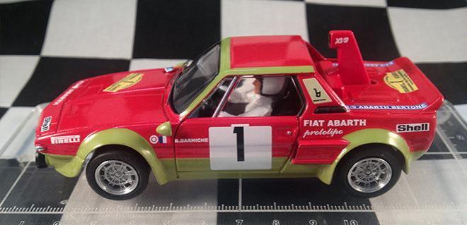 Fiat ABARTH X1/9 / PROTO SLOT KIT on custom fiat abarth, fiat grande punto abarth, fiat strada abarth, fiat 126 abarth, fiat 131 abarth, fiat x-1, fiat spider abarth, fiat 600 abarth, fiat 500l abarth, fiat abarth racing, fiat 850 abarth,