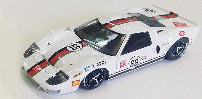 FORD GT40 MKI PREVIEW NSR