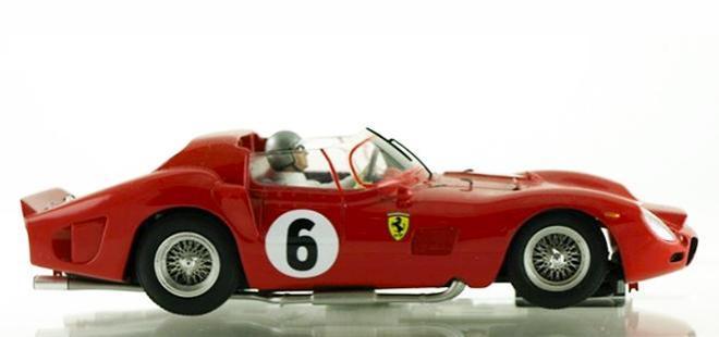 Ferrari 330 TRI Spyder / LE MANS MINIATURES