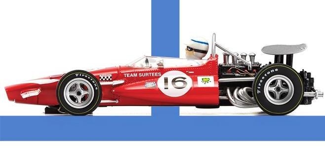 MCLAREN M7C SURTEES SCALEXTRIC