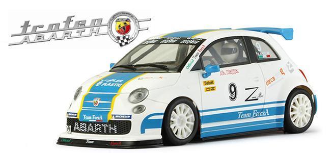 FIAT 500 ABARTH ASSETTO CORSE NSR