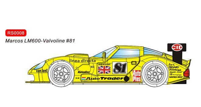 Revoslot RS0009 Marcos LM600 No 175